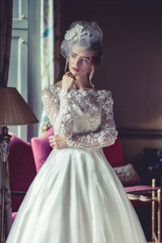 Wedding Dress Shops Glasgow | Wedding Dress Designers | Glitterati